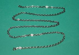 Fine Chain. 2mm links